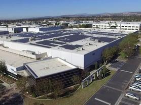 2020-03-03-Solar-panels-on-roof-of-YKK-Anaheim-plant